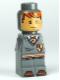 Minifig No: 85863pb037  Name: Microfigure Hogwarts Ron Weasley
