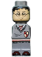 Minifig No: 85863pb038  Name: Microfigure Hogwarts Harry Potter