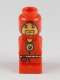 Minifig No: 85863pb060  Name: Microfigure Heroica Wizard