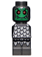 Minifig No: 85863pb062  Name: Microfigure Heroica Goblin Guardian
