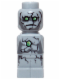 Minifig No: 85863pb065  Name: Microfigure Heroica Golem Guardian