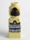 Minifig No: 85863pb067  Name: Microfigure Heroica Dark Druid
