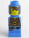 Minifig No: 85863pb069  Name: Microfigure Heroica Ranger