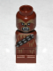 Minifig No: 85863pb079  Name: Microfigure Star Wars Chewbacca