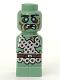 Minifig No: 85863pb091  Name: Microfigure Heroica Zombie
