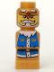 Minifig No: 85863pb093  Name: Microfigure Heroica King