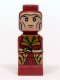 Minifig No: 85863pb113  Name: Microfigure Lord of the Rings Haldir