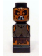 Minifig No: 85863pb116  Name: Microfigure Lord of the Rings Uruk-Hai General