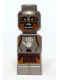 Minifig No: 85863pb117  Name: Microfigure Lord of the Rings Uruk-Hai Archer