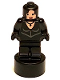 Minifig No: 90398pb026  Name: Bellatrix Lestrange Statuette / Trophy