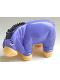 Minifig No: Eeyore  Name: Duplo Figure Winnie the Pooh, Eeyore