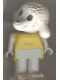 Minifig No: Fab7h  Name: Fabuland Figure Lamb 3