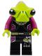 Minifig No: ac002  Name: Alien Pilot