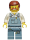 Minifig No: ac007  Name: Alien Conquest Farmer