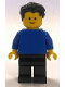 Minifig No: adp004  Name: Bikes! Man