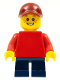 Minifig No: adp006  Name: Carnival Boy