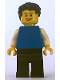 Minifig No: adp007  Name: Carnival Man