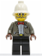Minifig No: adv033  Name: Dr. Kilroy - Gray Suit