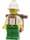 Minifig No: adv040  Name: Dr. Charles Lightning with Backpack