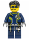 Minifig No: agt001  Name: Agent Chase - Dual Sided Head