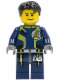 Minifig No: agt001a  Name: Agent Chase - Single Sided Head
