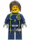 Minifig No: agt002  Name: Agent Trace