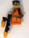 Minifig No: agt017  Name: Fire Arm