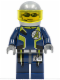 Minifig No: agt018  Name: Agent Chase - Helmet