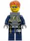 Minifig No: agt022  Name: Agent Fuse - Body Armor