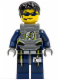 Minifig No: agt025  Name: Agent Chase - Body Armor