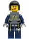 Minifig No: agt029  Name: Agent Swift - Body Armor