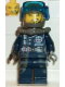 Minifig No: alp017  Name: Dash, Mission Deep Sea