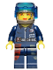 Minifig No: alp025  Name: Cam, Mission Deep Sea
