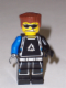 Minifig No: alp026  Name: Dash, Alpha Team Arctic