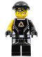 Minifig No: alp031  Name: Arrow, Alpha Team Arctic