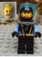 Minifig No: aqu020  Name: Aquaraider Diver 6