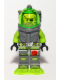 Minifig No: atl005  Name: Atlantis Diver 3 - Ace Speedman