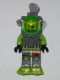 Minifig No: atl011  Name: Atlantis Diver 3 - Ace Speedman - With Propeller