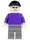 Minifig No: bat007  Name: The Joker's Henchman
