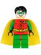 Minifig No: bat025  Name: Robin - Short Hair