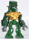 Minifig No: bio001  Name: Bionicle Mini - Piraka Zaktan