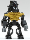 Minifig No: bio004  Name: Bionicle Mini - Piraka Reidak