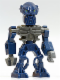 Minifig No: bio008  Name: Bionicle Mini - Toa Inika Hahli
