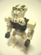 Minifig No: bio017  Name: Bionicle Mini - Toa Mahri Matoro