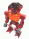 Minifig No: bio019  Name: Bionicle Mini - Toa Mahri Jaller