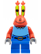 Minifig No: bob005  Name: Mr. Krabs