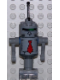 Minifig No: bob010s  Name: Robot Customer with Stickers