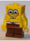 Minifig No: bob019  Name: SpongeBob - Smile with Squint