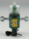 Minifig No: bob027  Name: Plankton - Domed Helmet