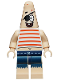 Minifig No: bob033  Name: Patrick - Pirate